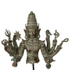 IT4sBrS Bronze Vishnu Sculpture