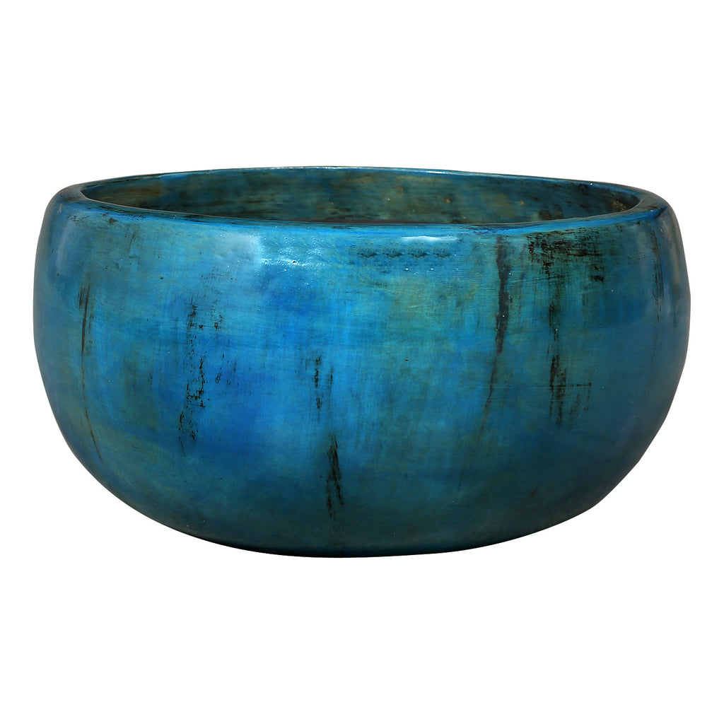 IGWB Indonesian Planter Wide Teal