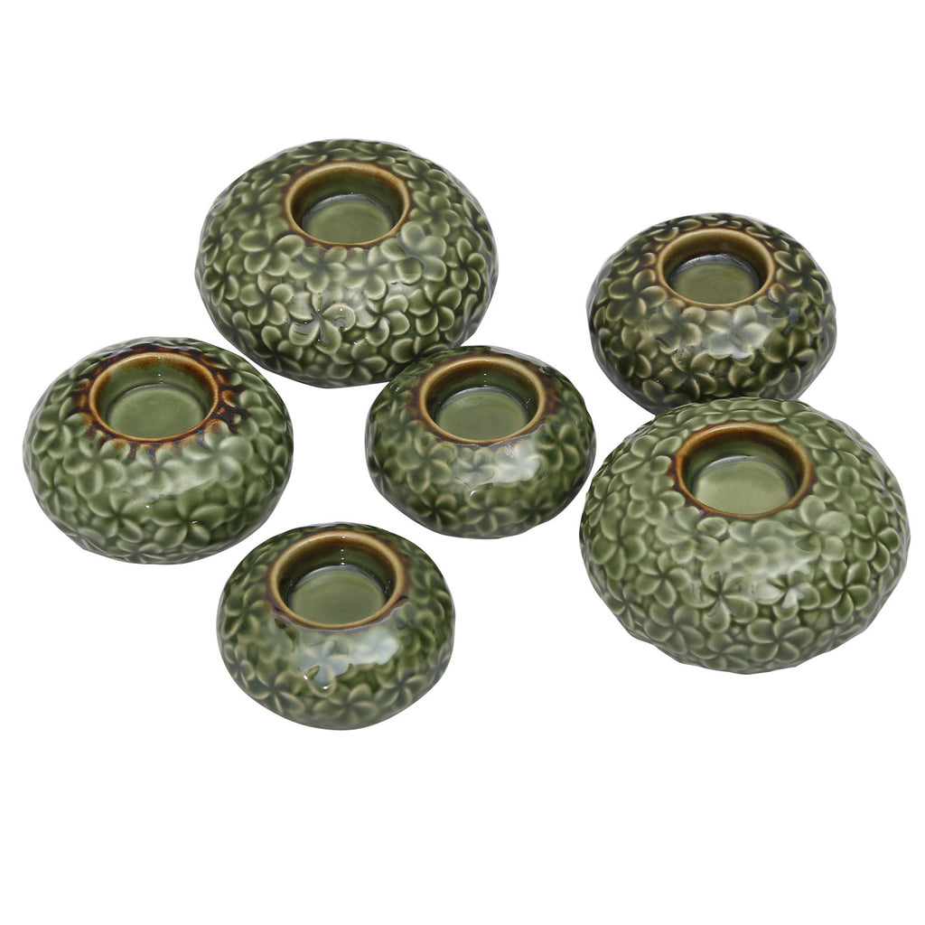 IPCC Ceramic Candle Holders