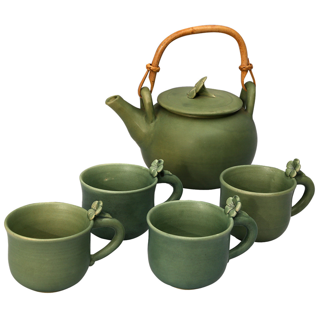 IPCTP Ceramic Tea Set