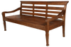 ISBB Rustic Indonesian Bench