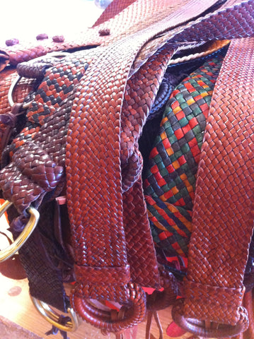 Leather Plaiting Workshop :: 14 -15 -16 March 2020 (3 days) $750