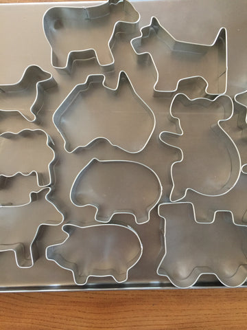 SOHO Foundry :: Cookie Cutters by Bisk-Art - made by Daryl Bilney in Ballarat
