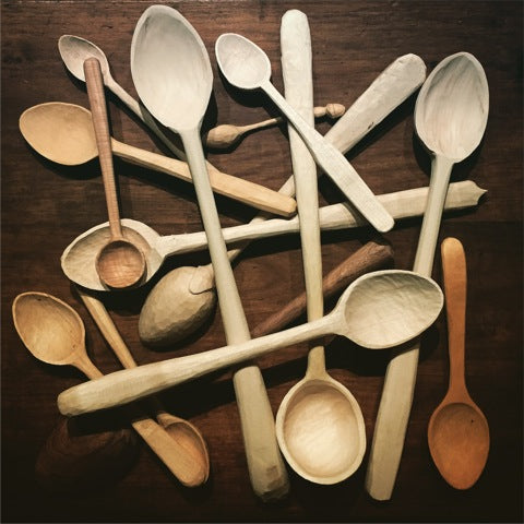Spoon Carving Workshop :: Date 27 March 2021