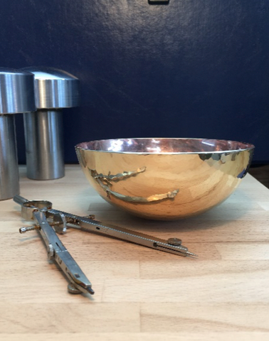 Silversmithing :: Raised Vessel Workshop with Chris Maron :: June 2020 (4 Days)