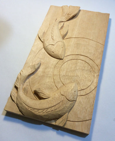 Relief Carving Workshop with Olivia O'Connor :: Sat 6 April