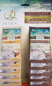 12 Units OATMEAL SMOOTHIE (Free Shipping in Canada )