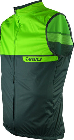 Green Dream Vest Vent Back