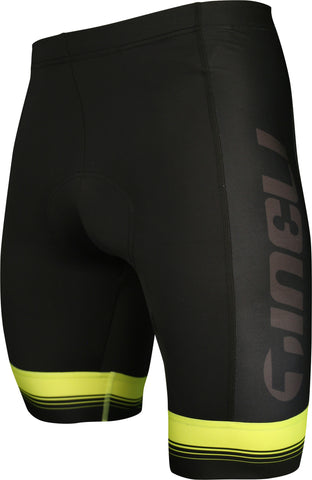 Mens Elite Tri Shorts Yellow