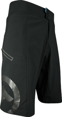 MTB Trail Shorts Black