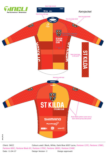 SKCC Spray Jacket
