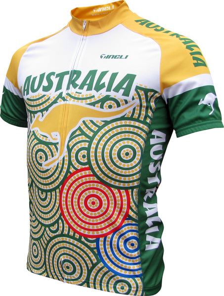 Aboriginal Cycling Jersey