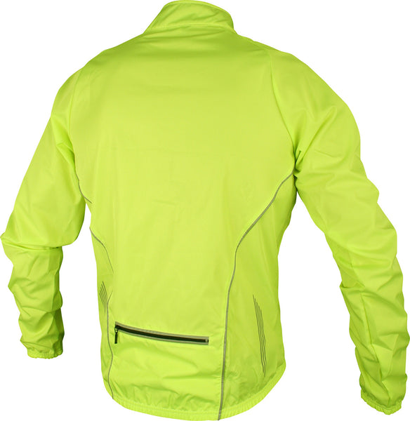 Fluro Windbreaker Jacket