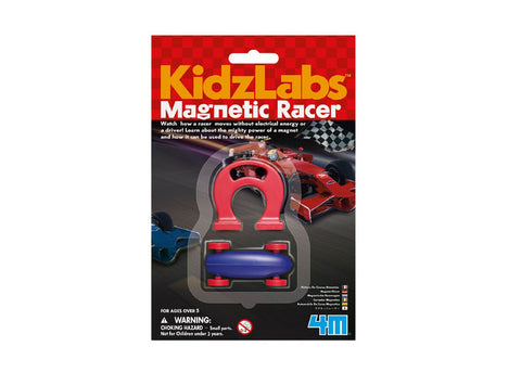 4M Kidzlabs Might Magnet Racer