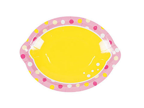 Lemonade Party 7-inch paper plates (8 ct)  sc 1 st  My Little Party Shop Manila - Shopify & Lemonade Party 7-inch paper plates (8 ct) u2013 My Little Party Shop