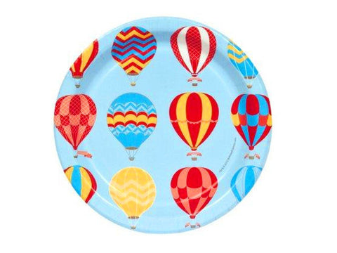 Up Up Away 7-inch paper plates (8 ct)