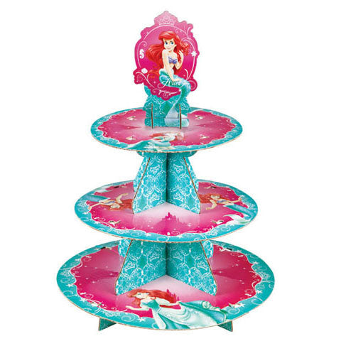 Ariel The Little Mermaid Cupcake Stand