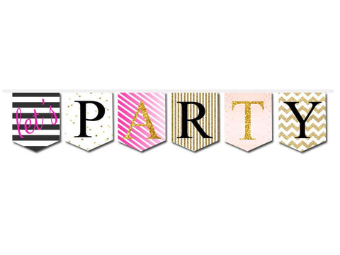 banner Lets Party