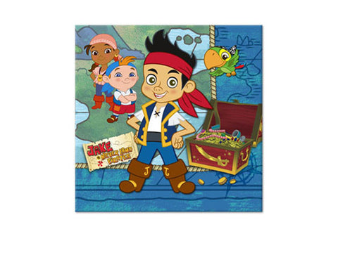 Jake and the Neverland Pirates Beverage Napkins