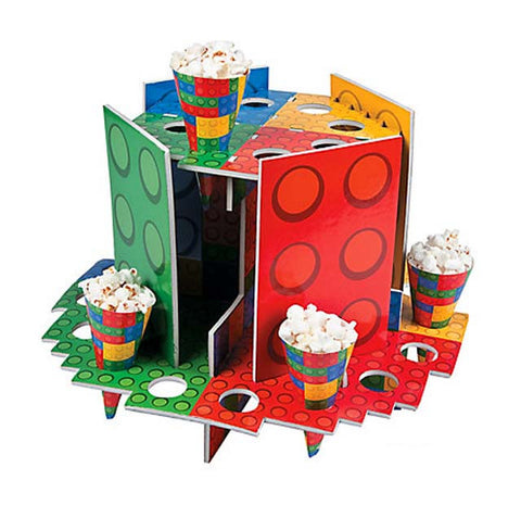 Blocks Party Treat Stand