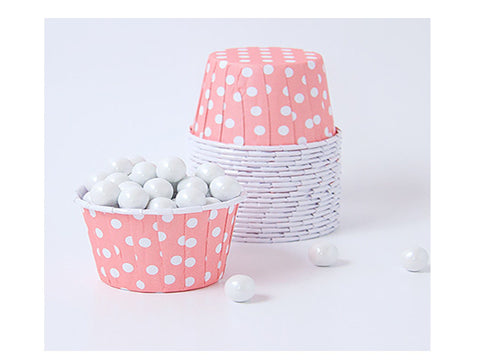 Polka Dots treat cups (click for more colors)