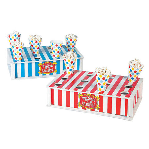 Carnival Treat Stand with Cones