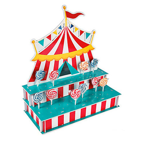 Carnival Tent Lollipop Stand