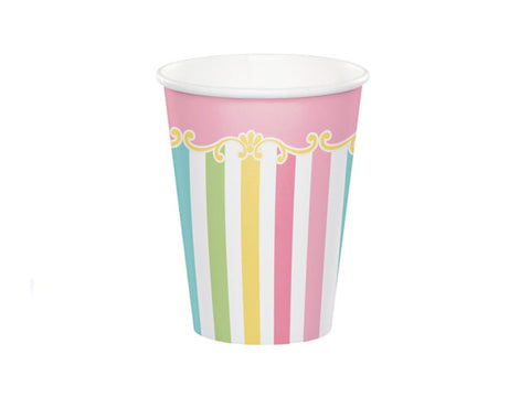 Carousel Party Paper Cups (18 ct)