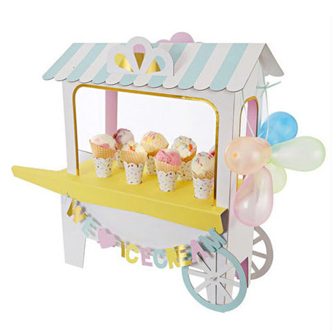 Ice Cream Cart Treat Stand