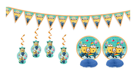 Despicable Me Minions Decorating Kit