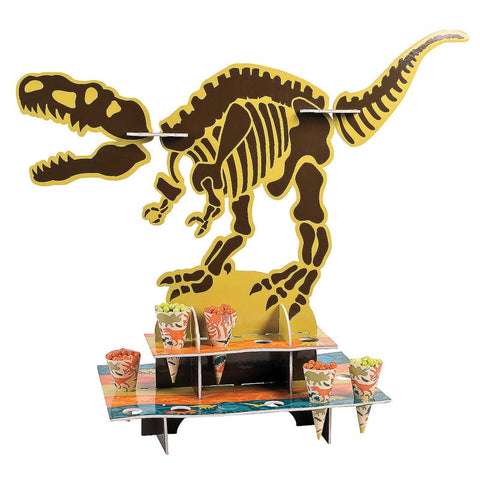 Dino Dig Treat Stand