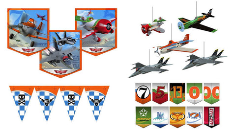 Disney Planes Decorating Kit