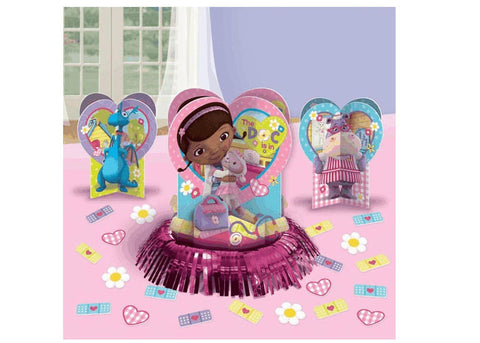 Doc Mcstuffins Table Decorating Kit