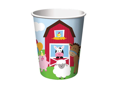 Farmhouse Paper Cups (8 ct)