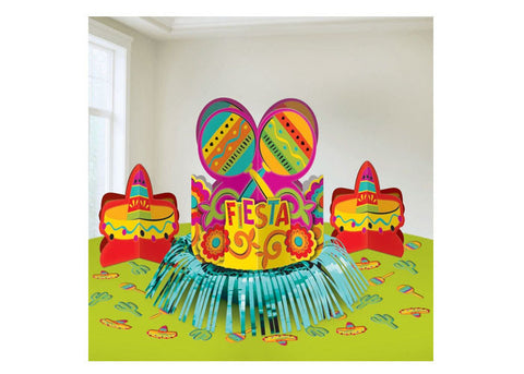 Fiesta Party Table Decorating Kit