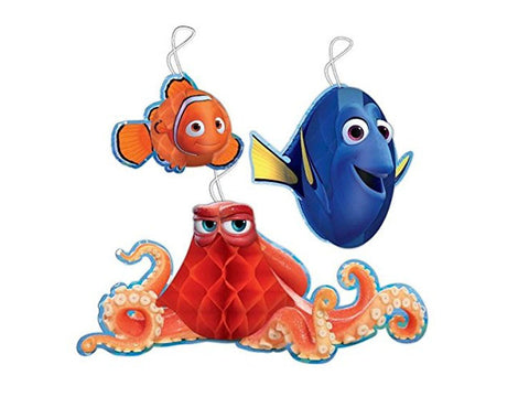 Finding Dory Hanging Honeycomb Decorations