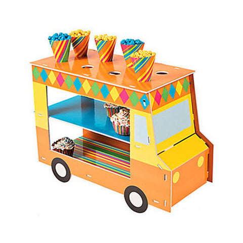 Fiesta Truck Treat Stand