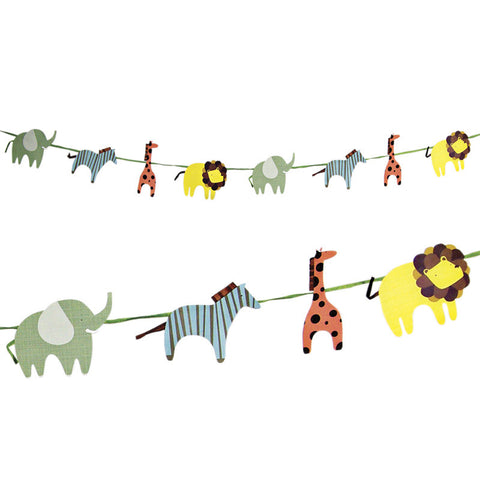 Animal Parade Garland