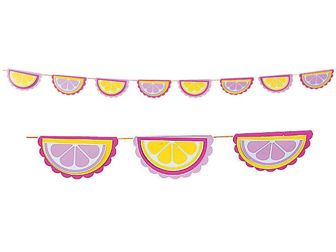 Lemonade Party Garland