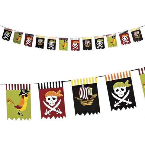 Pirate Yo Ho Ho Garland
