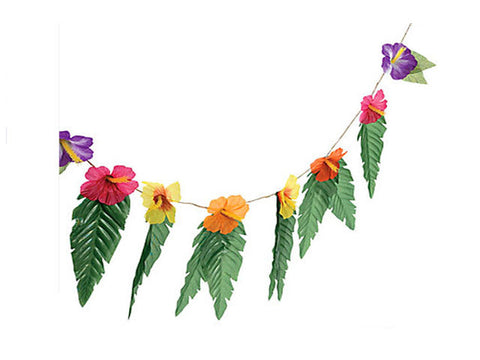 Tropical Leaves Garland