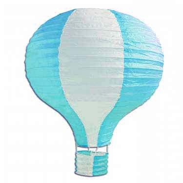 Hot Air Balloon Paper Lanterns (click for more colors)