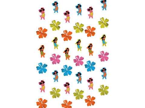 Hula Girls String Decor