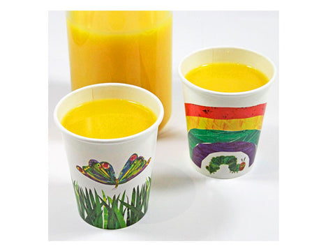 Eric Carle's The Very Hungy Caterpillar Paper Cups (12 ct)