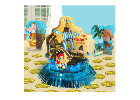 Jake and the Neverland Pirates Table Decorating Kit