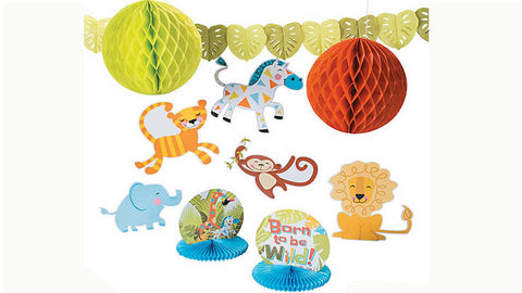 Jungle Animals Decorating Kit