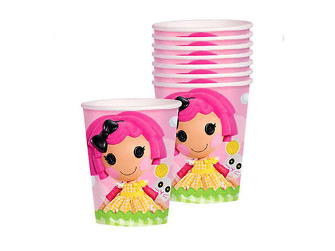 Lalaloopsy Paper Cups (8 ct)