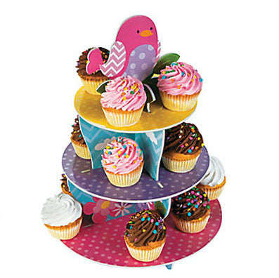 Little Bird Cupcake Stand