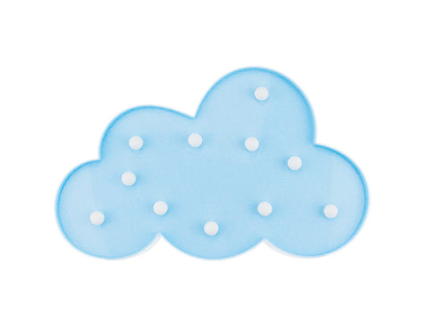 Marquee Light (Blue Cloud)