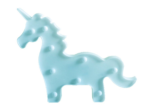 Marquee Light (Blue Unicorn)